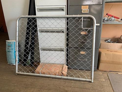 Plain Top Chainwire Single Gates