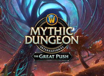 THE GREAT PUSH: EL Nuevo Torneo de World of Warcraft