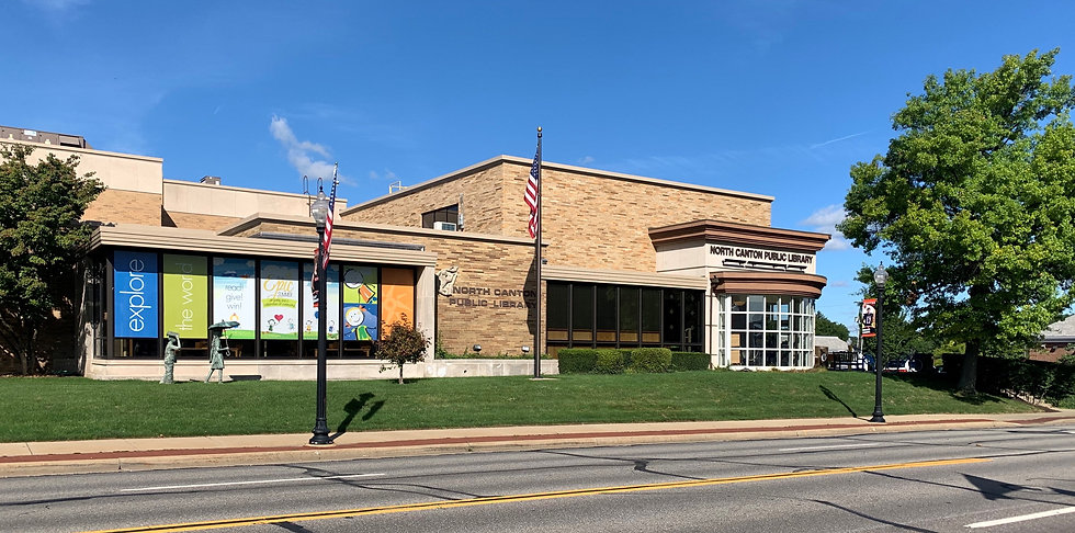 N Canton Public Library