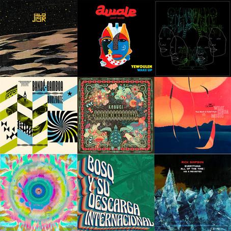 BEST ALBUMS OF 2020: XGFARRU