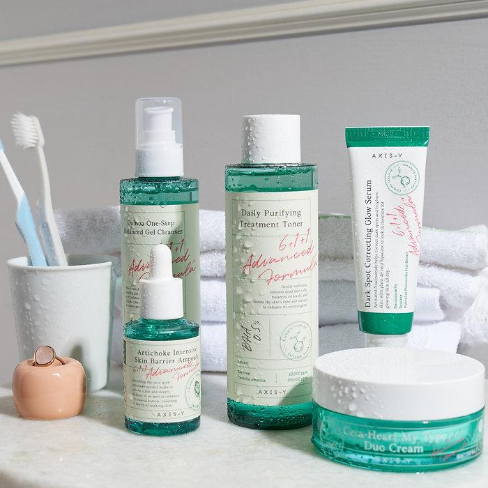AXIS-Y 6-1-1 Skincare Set | KSFBEAUTY