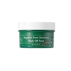 Buy AXIS-Y Mugwort Pore Clarifying Wash Off Pack   KSFBEAUTY
