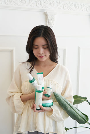 KSFBeauty's Ultimate 7-Step Korean Skin Care Routine Using Just AXIS-Y Products