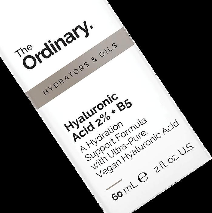 The Ordinary Hyaluronic Acid 2% + 5   KSFBeauty