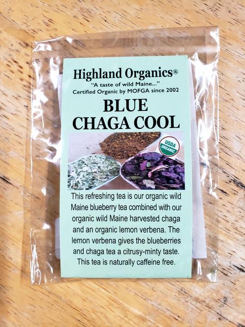 Blue Chaga Cool Tea Bags