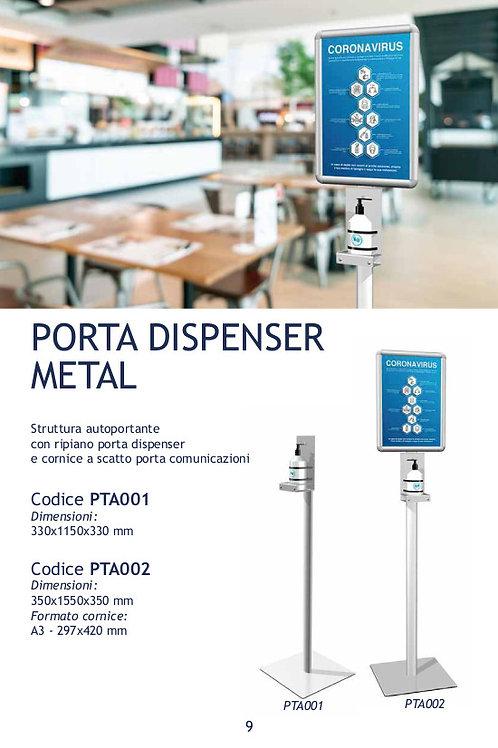 R-PORTA DISPENSER METAL