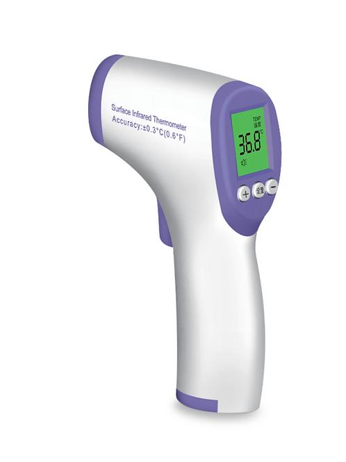 Termometro scanner infrarossi