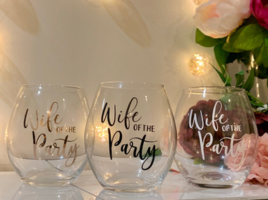 Bride Glasses