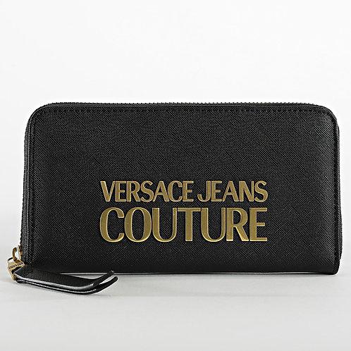 Portefeuille Logolock zippé Versace Jeans Couture