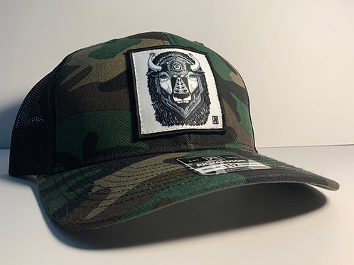 The Manual(BISON) Hat