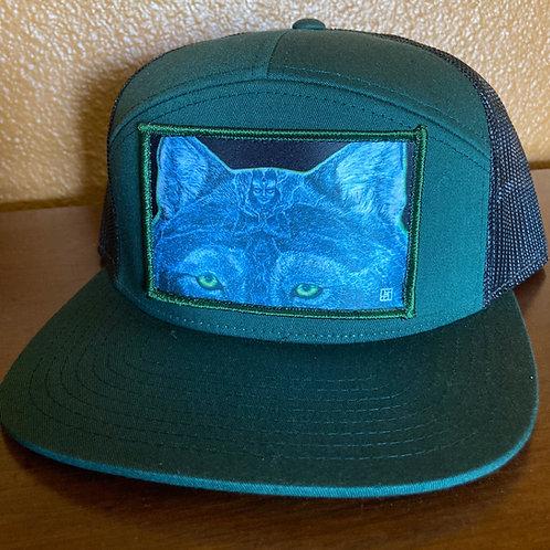 Wolf Eyes - Flat Bill Hats