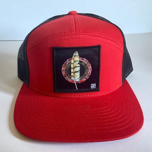 Feather Mandala  Hats