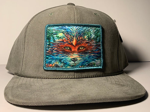 Let Me Be FREE-FOX-Flat Bill Hats
