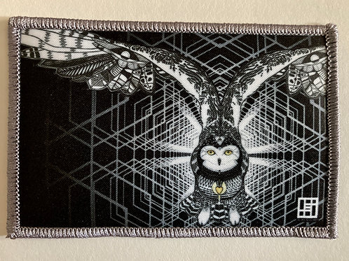 Solstice patch with grey merrow