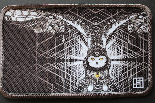 Solstice patch with dark grey merrow