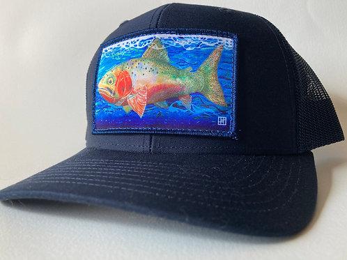 CUTTHROAT TROUT BaseBall/Low Profile Hat