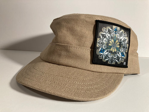 Natural HEMP and Organic Cotton Hats-FREEDOM fighter style