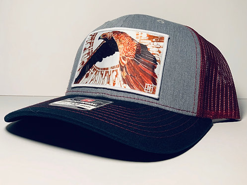 UNBRIDLED(GOLDEN EAGLE) Baseball/Low Profile Hats