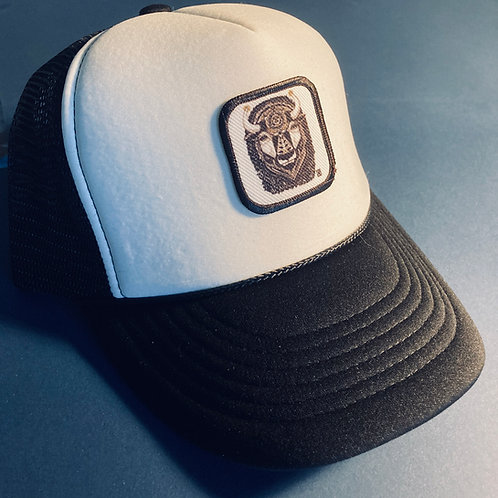 Youth Bison Trucker Hat