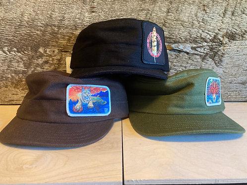 HEMP and Organic Cotton Hats
