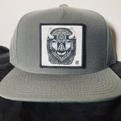 The Manual-Bison- Flat Bill Hats