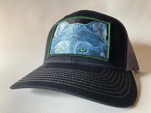 WOLF EYES BaseBall/Low Profile Hat
