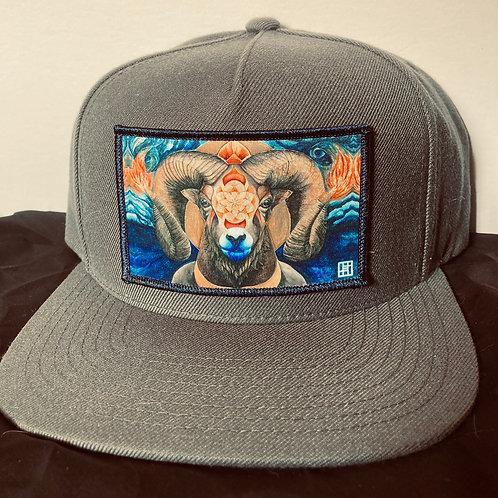 Torchbearer (Big Horn Sheep) Hat