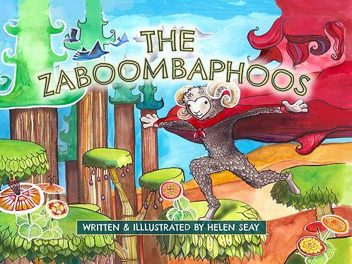 The ZABOOMBAPHOOS HARDBACK