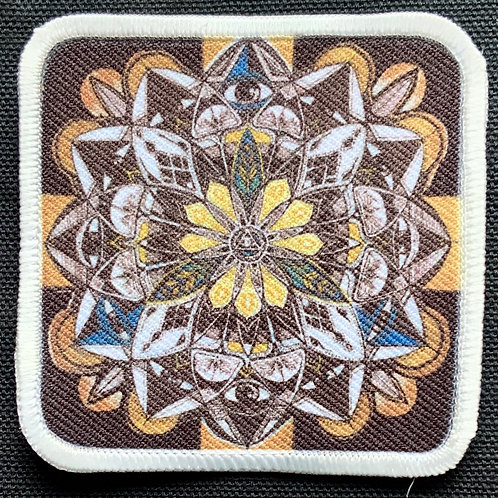 Mandala Patch