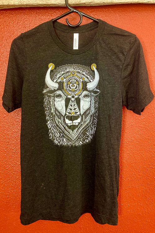 Bison shirt-Black