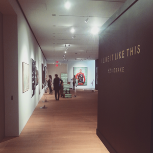"""Installation view of Sotheby's New York, S2 Spring 2015 exhibition, """"I Like it Like This"""""""