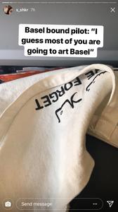 art basel flight