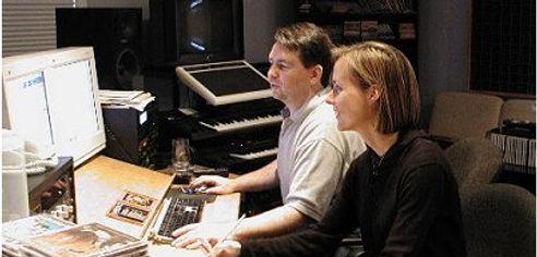 Michael Damon Film Composer Virtual Productions Recording Studio