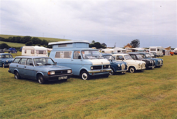 Weymouth Rally May 1999 Kim's Cars copy.