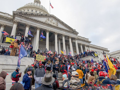 Statement on Jan. 6 Capitol Riot & White Christian Nationalism