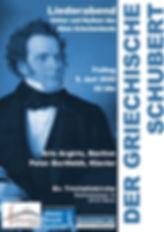 Plakate Der Griechische Schubert 2020.jp