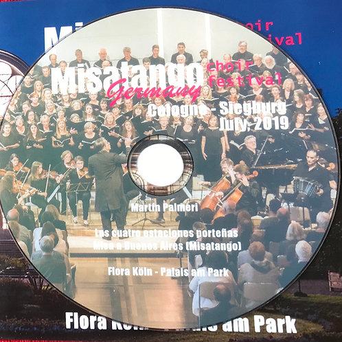 DVD Misatango Chorfestival