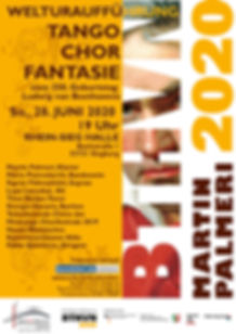 Tango Chor Fantasie 2020