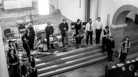 Barockmusik aus Lateinamerika. Meine große Leidenschaft...