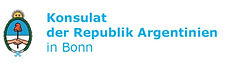 Logo Konsulat Republik Argentinien Bonn.
