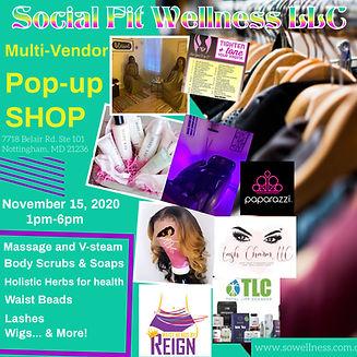 Health, Shopping, Yoga & Spa