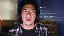 Reuben Uy in Episode One of THE WEB OPERA