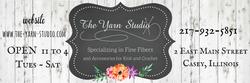The Yarn Studio