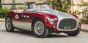 Monterey Auction Cars V6 and Competition