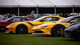 Concorso Ferrari & Friends Farmington Polo Club 19-24 June, 2021