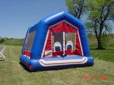 Clown Bounce House