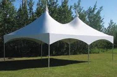 20X40 High Peak Tent