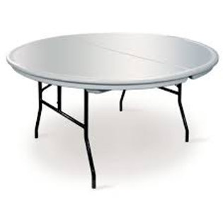 "60 "" Round Tables"