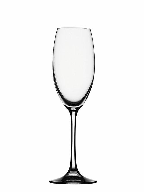 GLASS, 6OZ. FLUTE CHAMPAGNE