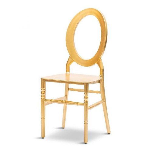 Oval Open Back Chair